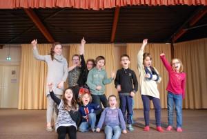 Cours de Théâtre enfants 2016
