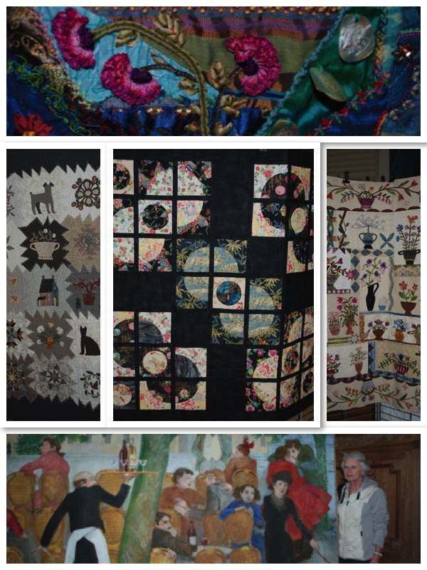 Textile Méruvien Veules les Roses