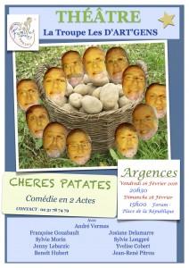 Théâtre Chères Patates Argences